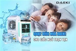 Lý giải triệt để thắc mắc quạt điều hòa Daeki có tiết kiệm điện?