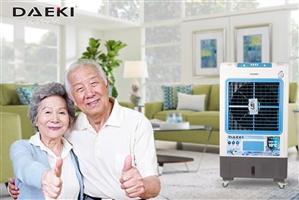Quạt điều hòa không khí có an toàn cho sức khỏe không?