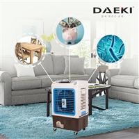 Những câu hỏi thường gặp khi sử dụng quạt điều hòa không khí Daeki