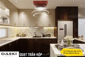 TOP những mẫu sản phẩm quạt trần phòng ăn thu hút khách nhất hiện nay?